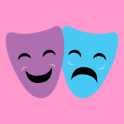 Drama Comedy and Tragedy Masks