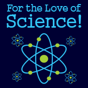 For The Love of Science Geek Geeky T-Shirts
