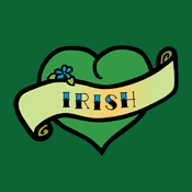 Irish Tattoo Heart St. Patrick's Day