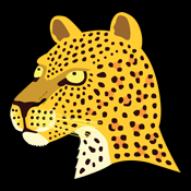 Spotted Leopard Art