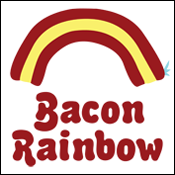 Bacon Rainbow